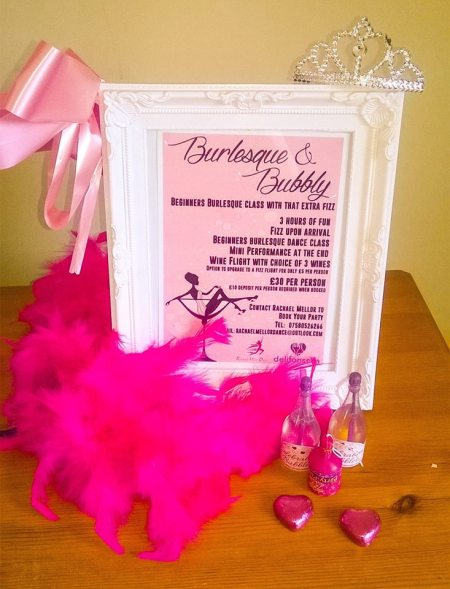 Burlesque and Bubbly Deluxe
